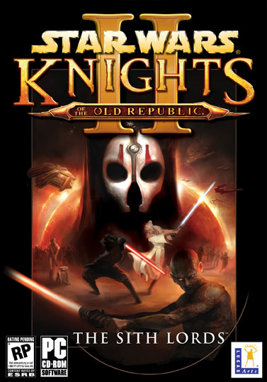 Kotor 2 Box Art